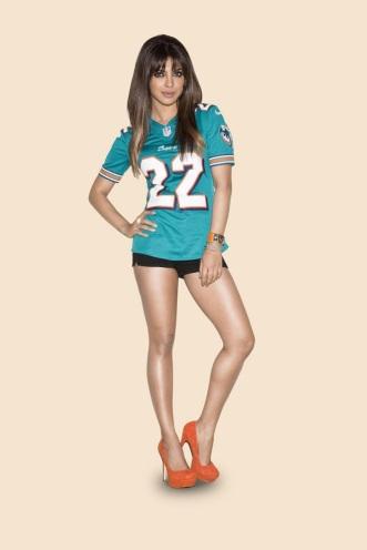 Priyanka Chopra NFL