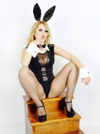 Hanna Montada Conejita