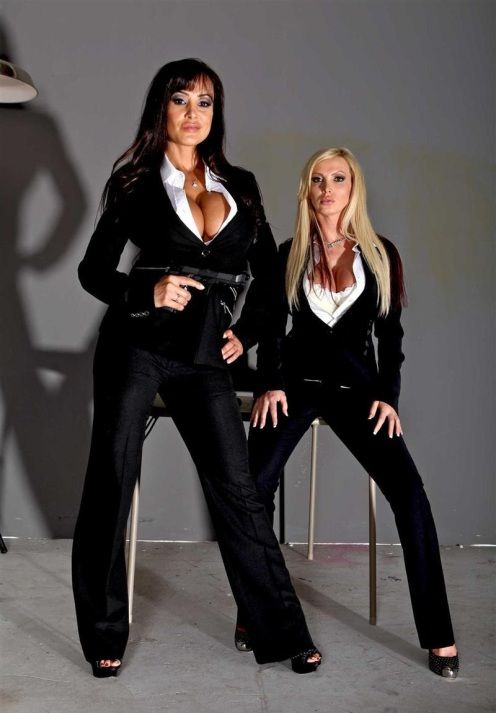 Lisa Ann & Nikki Benz Perfect