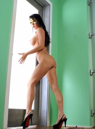 Jessica Jaymes antifaz Perfecta