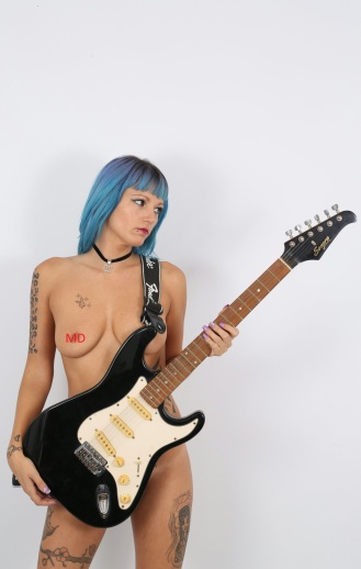 Guitarrista - Sexy